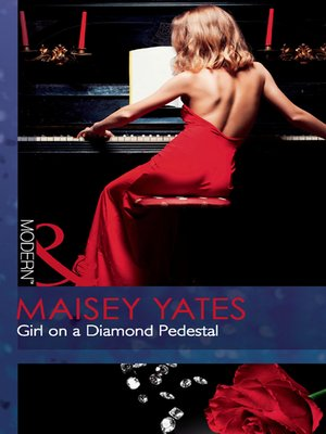 cover image of Girl on a Diamond Pedestal